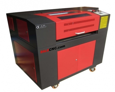 CNC Laser Engraving and Cutting Machine NEW 600 x 400