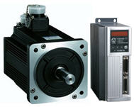Servo Motor/Drive M130150D 3.9KW, 15.0Nm, 2500rpm, 130 support