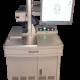CNC Marking Laser Optical 10W Machine