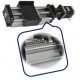 Linear Actuator DHK90 - Ballscrew Slide Twin Round Shaft, 1.2meter