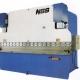 z Hydraulic Bending Machine 125T 4000mm