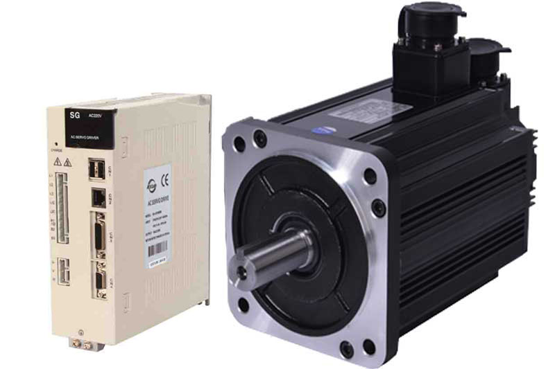 Servo Motor Drive 5 5kw 35nm 1500rpm 180support 380vsell Cnc Machines
