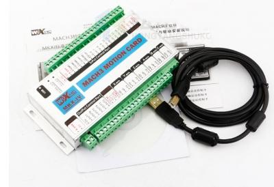 Mach3 USB 3 Axis Controller Card