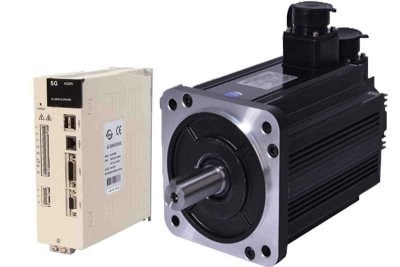 22 Servo Motor & Drive 15KW 95.5Nm 1500rpm 200support 380V