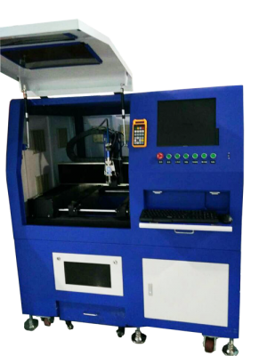 CNC z Fiber laser cutting machine FB16-4040-300W