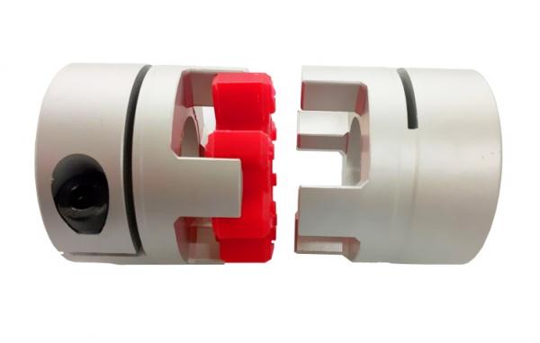 Plum Coupling, Outside Diameter 105mm, Inside Diameter 30-62mm, Length 140mm