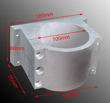 Spindle Clamp bracket 100mm