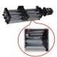 Linear Actuator THK90 - Ballscrew Slide Twin Round Shaft, 0.4meter