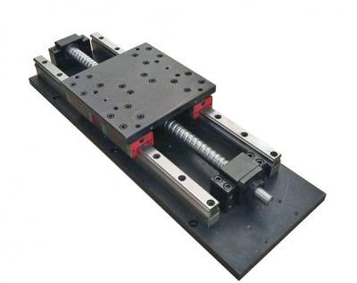Square Linear Set THZ200 Pallet Platform,Stroke 0.60 meter