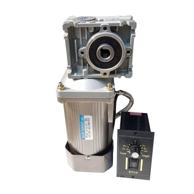 Gearbox NMRV030/040 60w DC motor