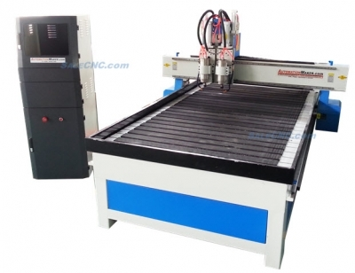 CNC Router Milling ZM4, 2-4 Tool Change Fast