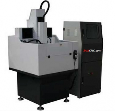 CNC Router Milling ZX-4030 Mold Maker Machine