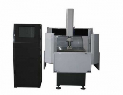 CNC Router Milling ZX-6060 Mold Maker Machine