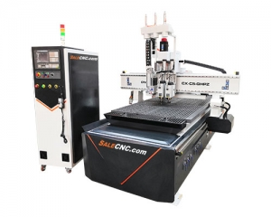 CNC Router 3 Heads Tool change CX-C5-QHPZ