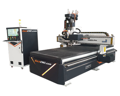 CNC Router Milling 12 Tool Changer Com