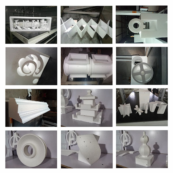 sample foam cutting machine CX-1330