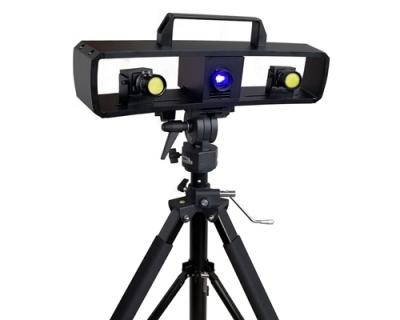 Blu-ray Binocular Precision 3D Scanner